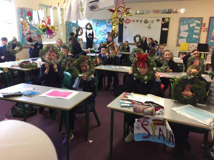 Look at our Wonderful Wreaths!